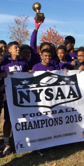 2016 Flag Football Championships