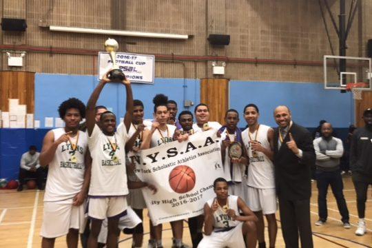 Lyons Community Boys Win Varsity Championship!