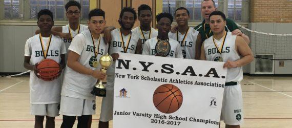 Green School Wins Junior Varsity Championship